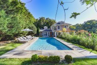 Villa Downton, Southampton, The Hamptons, New York