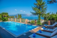 Villa 1870 Corfu, panoramic sea views
