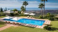 Pool Area at Mirador Villa