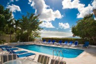 Oyster Bay-luxury swimming pool-Barbados holiday
