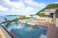 Pearns Bay House Antigua - View from the pool