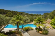 Sa Terra Rotja - Son Bunyola - Pool View and Ocean View