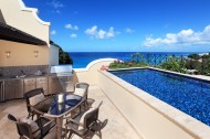 Sandy Cove Penthouse - Luxury Vacation Rental - Terrace