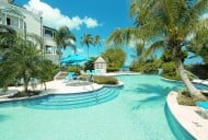 luxury beach front condo caribbean 8