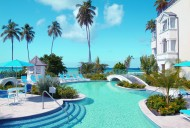 Schooner Bay, Amoré - Luxurious Beachfront Condominiums - Swimming Pool