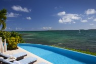 Sea Breeze Villa - Jumby Bay - Infinity Pool and Sea View