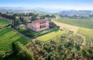 Villa Machiavelli - Countryside view