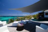 Indian Song - Beach Front Villa - Terrace