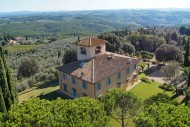 Leila Luxury Villa Rental Tuscany