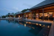 St. Barths Villa Jade Swimming Pool
