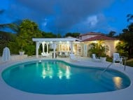Whitegates - The Garden Luxury beach front Villa Barbados 1