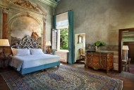 Master Suite at Zaffiro at Villa F Venice