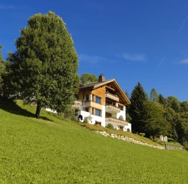 Chesa Falcun - Luxury Holiday Chalet in Klosters, Switzerland