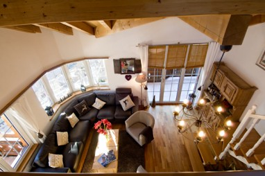 Chalet Carmen-Luxury Chalet-Living room