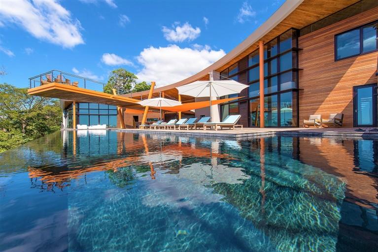 Cielo Mar Villa Costa Rica