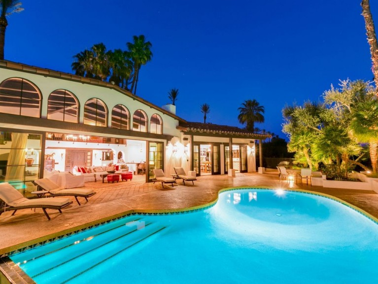 Dorado Vida Estate Property Indian Wells, Californ