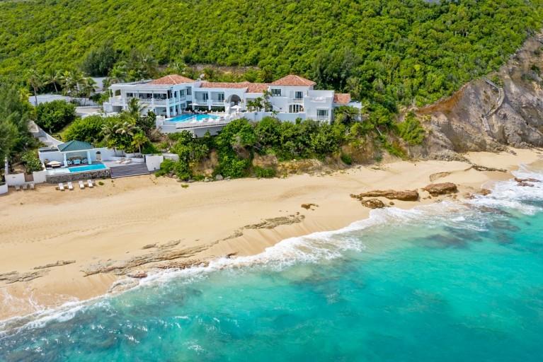 L'Oasis Luxury Villa in St. Martin