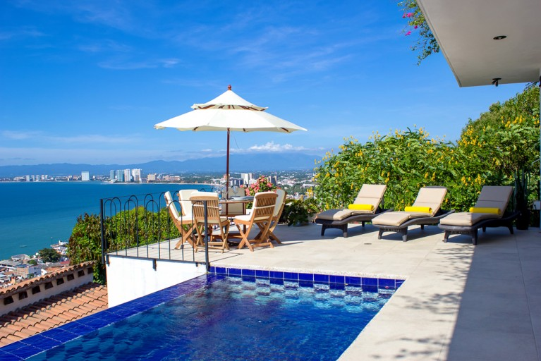 Punta del Cielo - A luxury villa - Puerto Vallarta