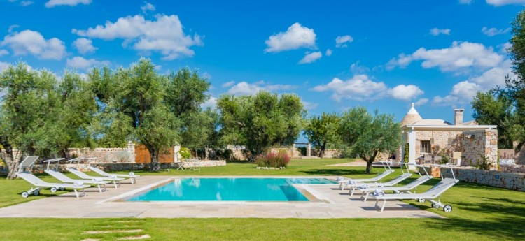 Joda - Luxury Villa with Pool In Puglia Italy