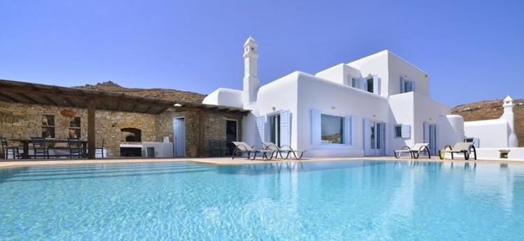 Villa Aethra 5 Bedrooms Mykonos