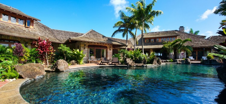 Anini Vista Drive Estate, Kauai, Hawaii