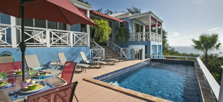 Calypso Blu 3 Bedrooms St. Thomas
