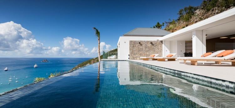 Ocean Views - Dzir villa in St Barts