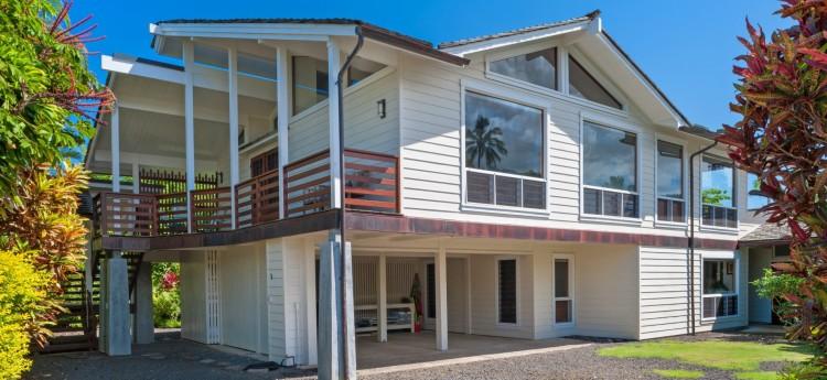 Hale Aku, Kauai Island, Hawaii