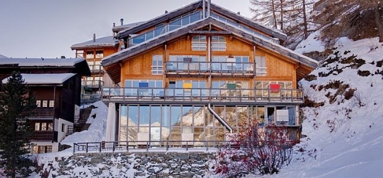 Heinz Julen Loft - Luxury Chalet with Stunning views of Zermatt town
