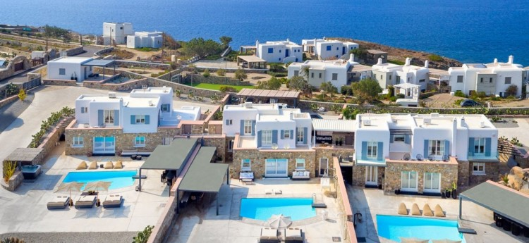 Aqua Retreat in Mykonos, Greece