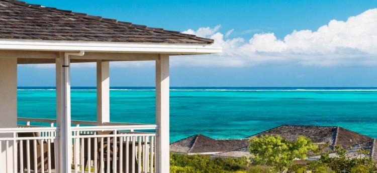 Sailrock's Ocean-View Suite