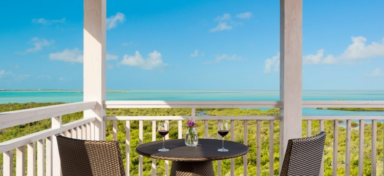 Sailrock's One Bedroom Ocean View Suite