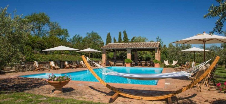Villa Senese 9 Bedrooms Tuscany