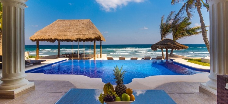 Sofia Luxury Villa Mexico - Swimming Pool