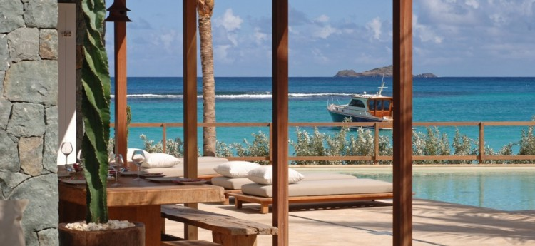 Villa Nina - Luxury Villa in St. Barths