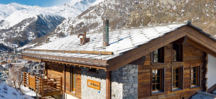 Chalet Maurice - a 6 bedroom luxury chalet in Zermatt.