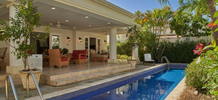 Coral Breeze Luxury Villa in Barbados