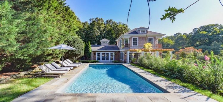 Villa Downton, Southampton, The Hamptons, New York