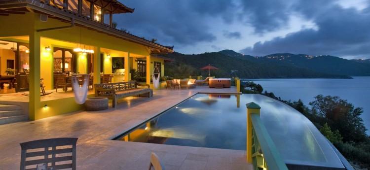 Golden Pavilion Tortola 5 Bedrooms
