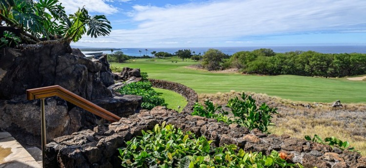 High Bluffs - Luxury Villa - Mauna Kea - The Big Island