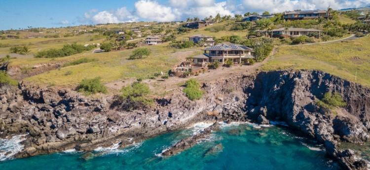 Kohala Coast Waterfront Home - Hawaii's Big Island