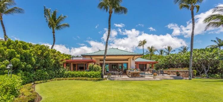 Bluff 3 at Mauna Kea Resort, Hawaii