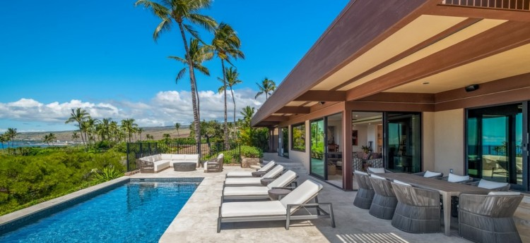 Villa 20 at Mauna Kea, incredible property with island and ocean views