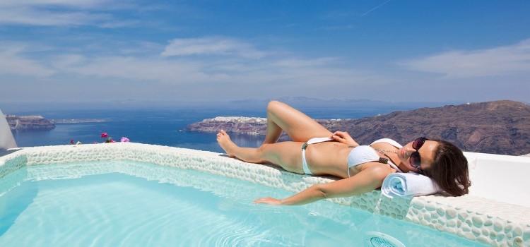 Villa Blue Vista - Santorini