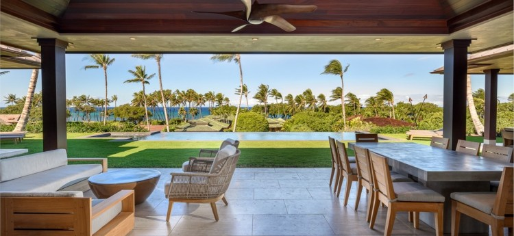 Pauoa Beach Villa - Moani Lani - The Big Island