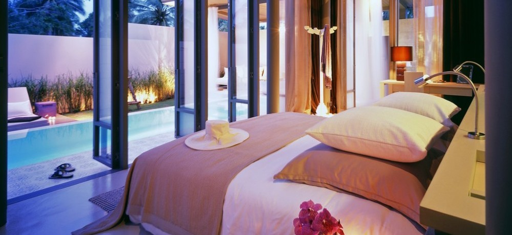 SALA Phuket Resort and Spa Thailand - Pool Suite
