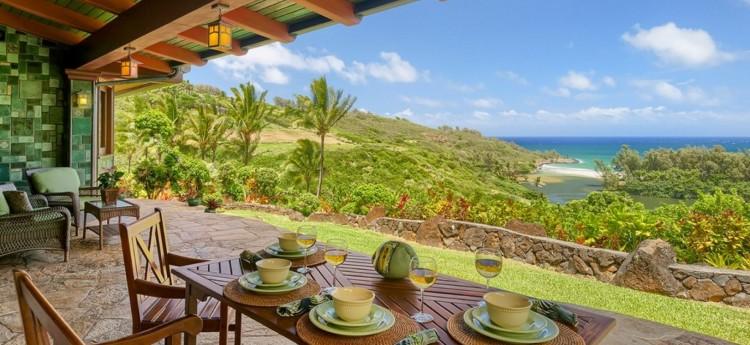 Sea Song Villa at Kahili Bay, Kauai, Hawaii