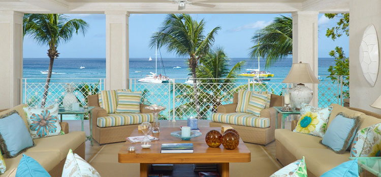 Smugglers Cove No 5 - Exquisite Holiday Rental - Seating Area