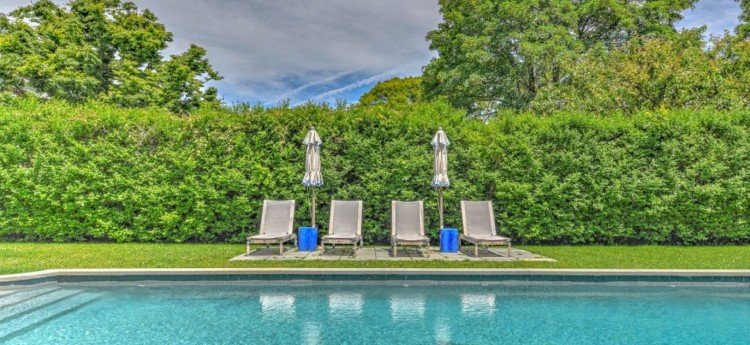 Villa Pemberton, 4 bedroom luxury villa in Southampton, New York