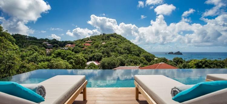Villa Sasha is a luxury 3 bedroom Villa in Corossol, St Barts